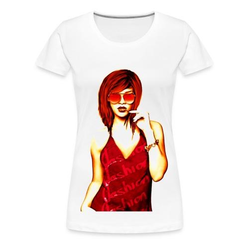 Dimitry - T-shirt Premium Femme