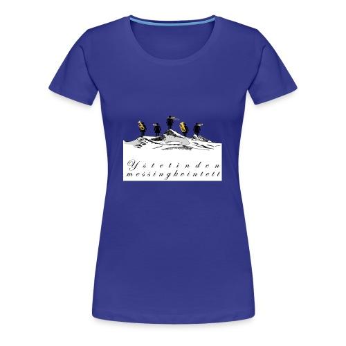 Ymk 3 - Premium T-skjorte for kvinner
