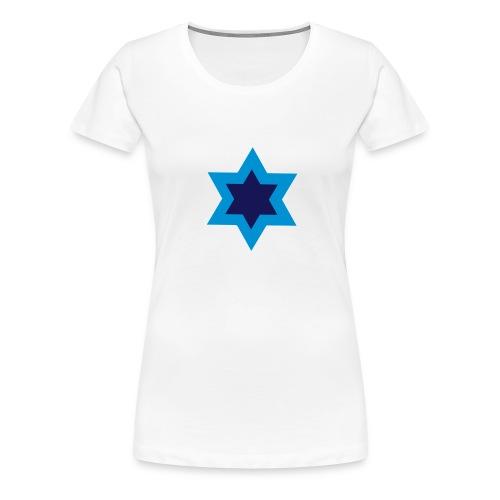 T-shirt con Stella portafortuna - Maglietta Premium da donna