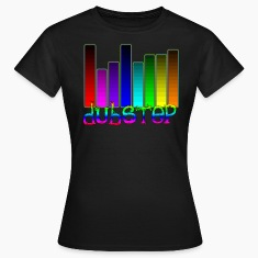 Dubstep Audipophiles equalizer T-shirts
