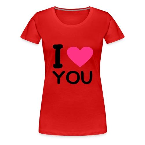 tuttut - Premium T-skjorte for kvinner
