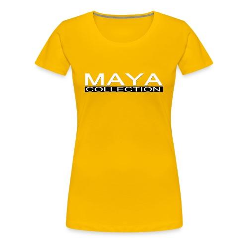 MAYA collection - Maglietta Premium da donna