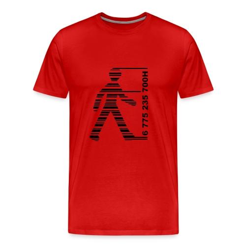 Human code - T-shirt Premium Homme