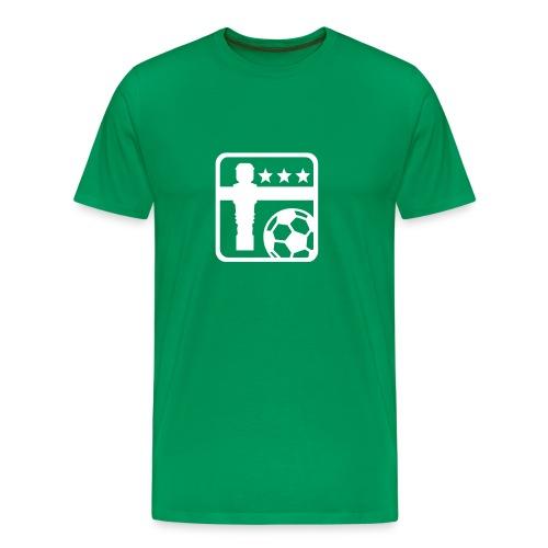 Fussball Vol. 2 (Sport T-Shirt) - Männer Premium T-Shirt