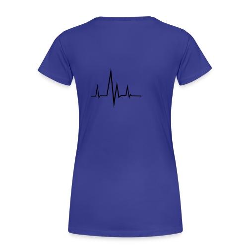 BOOM - T-shirt Premium Femme