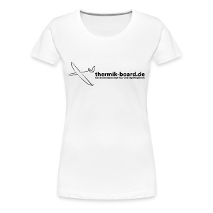 thermik-board.de Girlie-Shirt - Frauen Premium T-Shirt