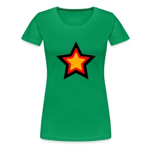 German Star - Frauen Premium T-Shirt