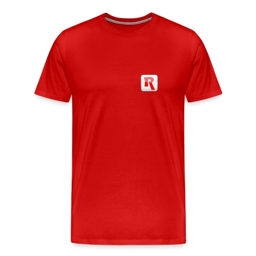 RENDERLights RED Shirt - Men's Premium T-Shirt