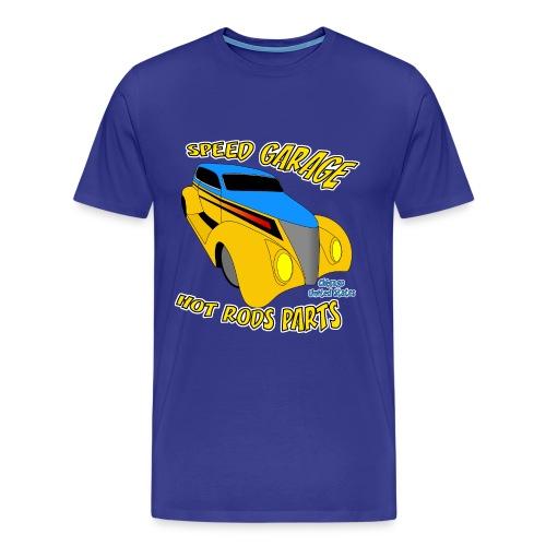 t-shirt us old car - Men's Premium T-Shirt