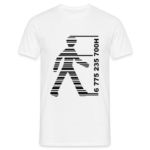 Human code - T-shirt Homme