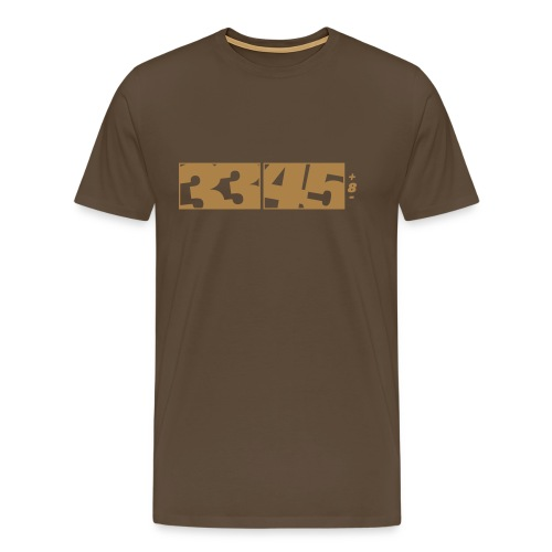 T-Shirt 33/45 - man - Maglietta Premium da uomo