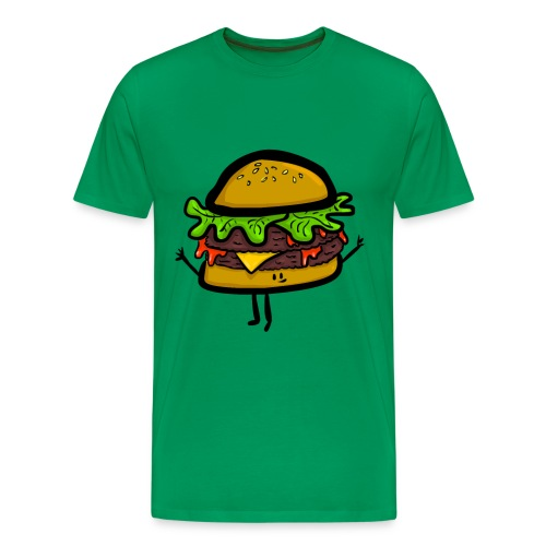 hommeburger - T-shirt Premium Homme