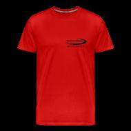 T-Shirts ~ Männer Premium T-Shirt ~ Herren-Shirt von 3XL-5XL mit TimeforNature-Logo