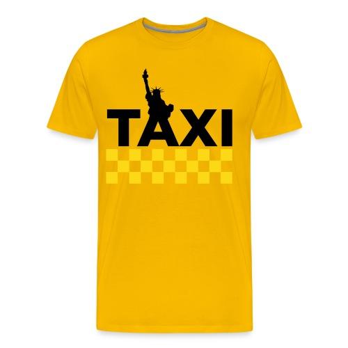TAXI - Camiseta premium hombre