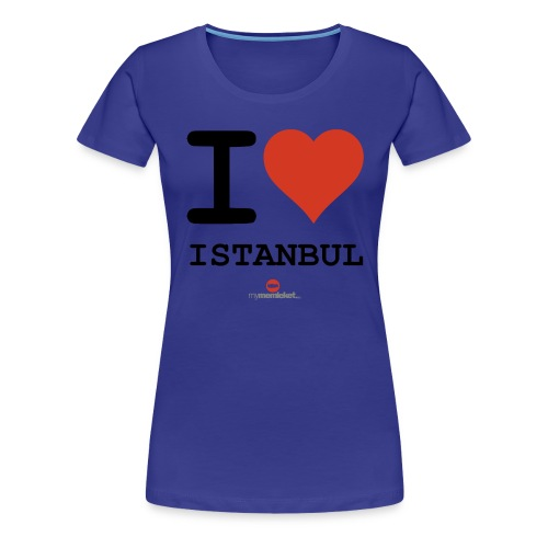 Istambul T-Shirt - Frauen Premium T-Shirt