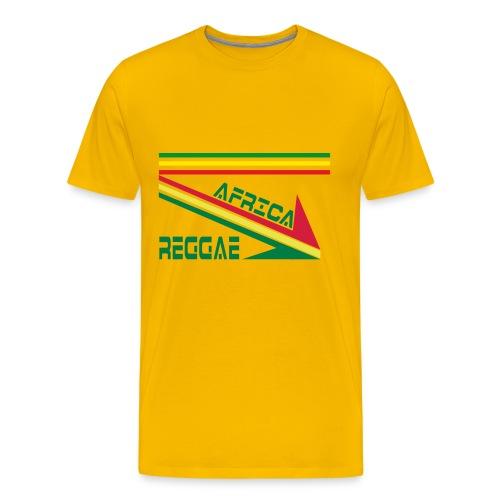 Africa Boob's - T-shirt Premium Homme