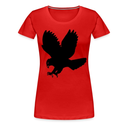 Eagle Lady t-shirts - Women's Premium T-Shirt