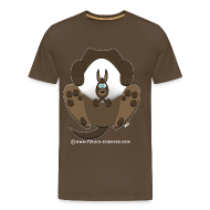 Tee shirts ~ T-shirt Premium Homme ~ Numéro de l'article 17597940