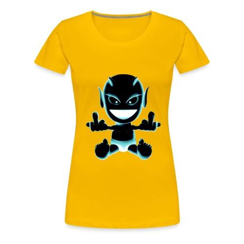 baby fuck free custom - T-shirt Premium Femme
