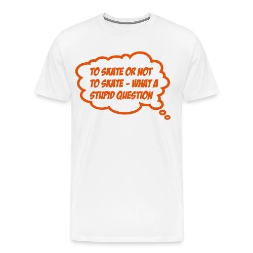 skater range - Men's Premium T-Shirt