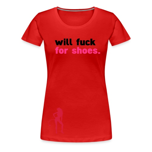 GIRLS - Frauen Premium T-Shirt
