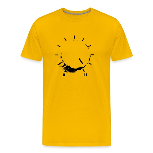 To Eleven - Männer Premium T-Shirt
