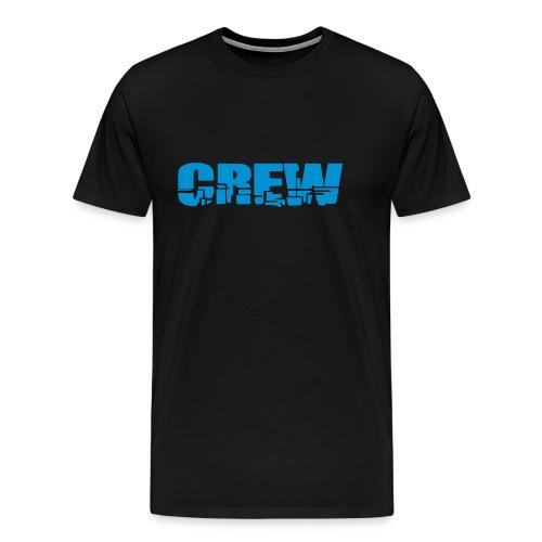 T-Shirt crew - T-shirt Premium Homme