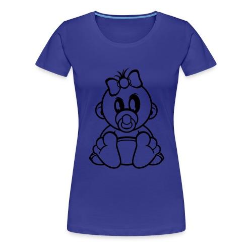 baby girl free custom - T-shirt Premium Femme