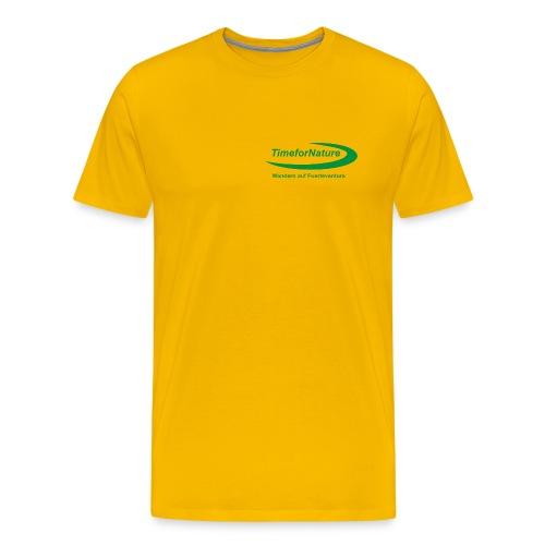 TimeforNature-Shirt für Herren - Männer Premium T-Shirt