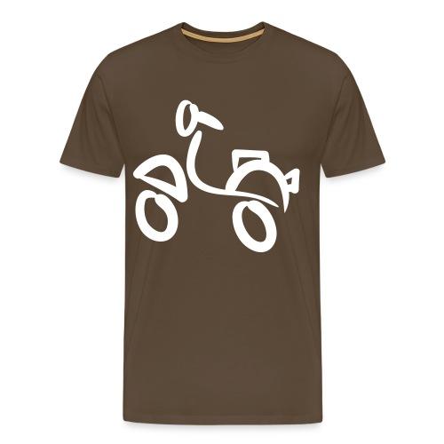 Roller T-Shirt - Männer Premium T-Shirt