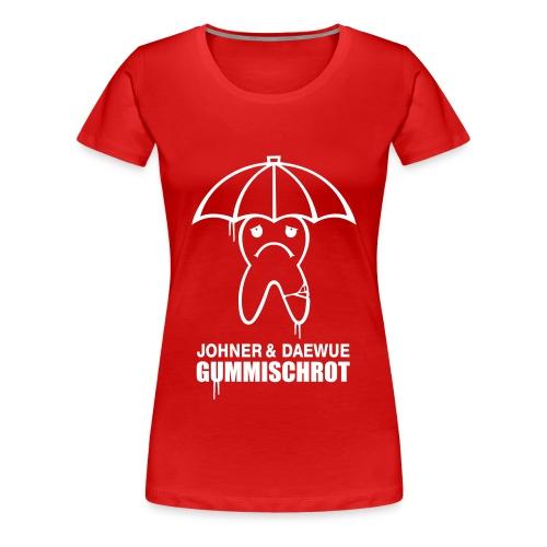Geschi - Girlie Shirt - Frauen Premium T-Shirt
