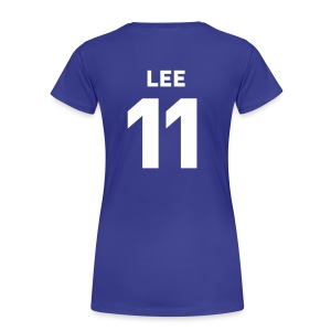 'Team Of Alan Lees' - Women's Premium T-Shirt