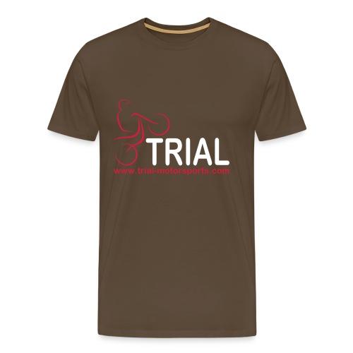 Trial Abstract - Männer Premium T-Shirt