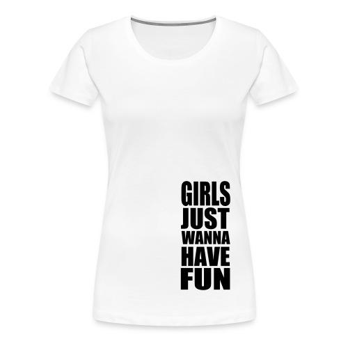 Fun Fun Fun - Women's Premium T-Shirt
