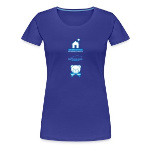 Sebastian's Trust/Detailing World Charity T-Shirt (Female) - Women's Premium T-Shirt