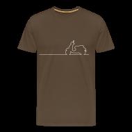 T-Shirts ~ Männer Premium T-Shirt ~ Vespa GTS Linea