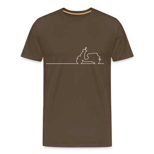 GTS Linea - Männer Premium T-Shirt