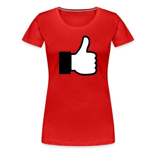Thumbs up - Women's Premium T-Shirt