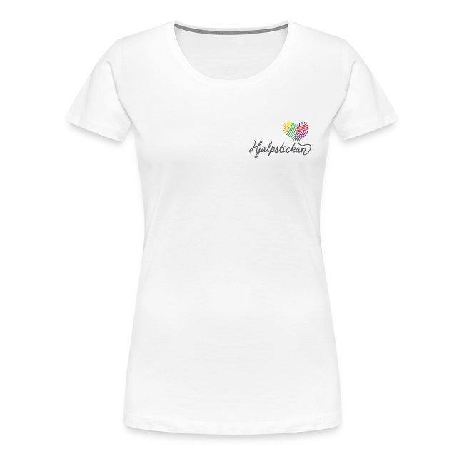 Extra stor T-shirt (Dam)