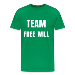 Team Free Will - Men's Premium T-Shirt
