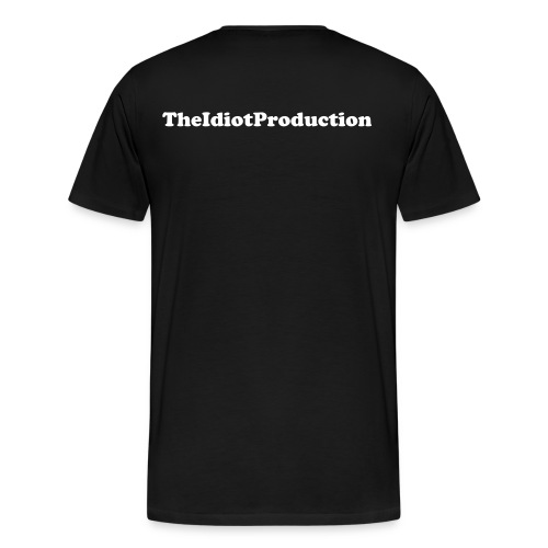 TheIdiotProduction - Männer Premium T-Shirt