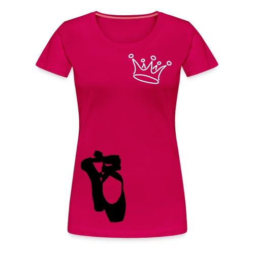 Balletprinces - Camiseta premium mujer