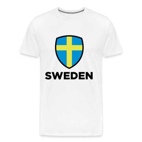 SWEDEN - Men's Premium T-Shirt
