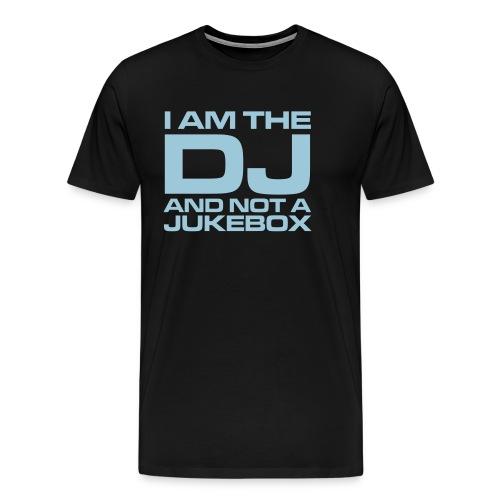 NO JUKEBOX - Maglietta Premium da uomo