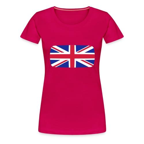 British Girl - Maglietta Premium da donna