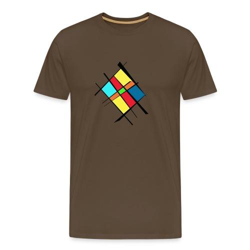 Square Koszulki - Koszulka męska Premium