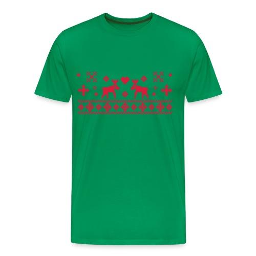 Norweger-Shirt - Männer Premium T-Shirt