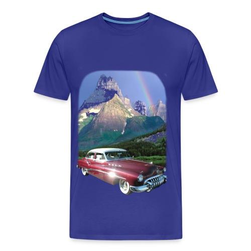 buick montana - Männer Premium T-Shirt