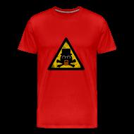Camisetas ~ Camiseta premium hombre ~ Breaking Bad - toxic