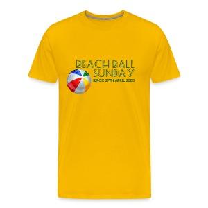 Beachball Sunday - Men's Premium T-Shirt